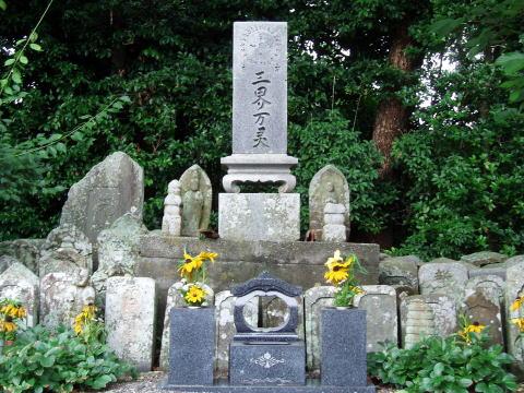 墓地について